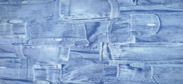 """Jeans"" transfer paper"