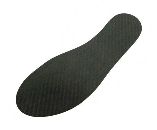 Carbon foot plate, 23cm, right