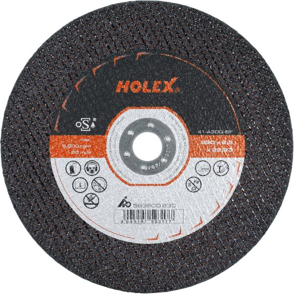 "Rough grinding disc ""2 in 1"" 230X8 mm"
