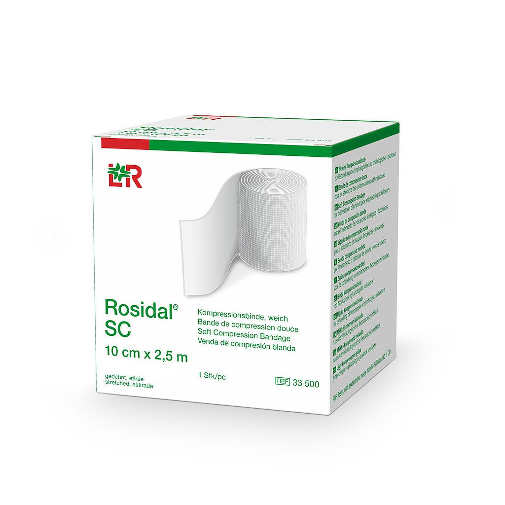 Rosidal® SC soft compression band, 15cm x 2.5m